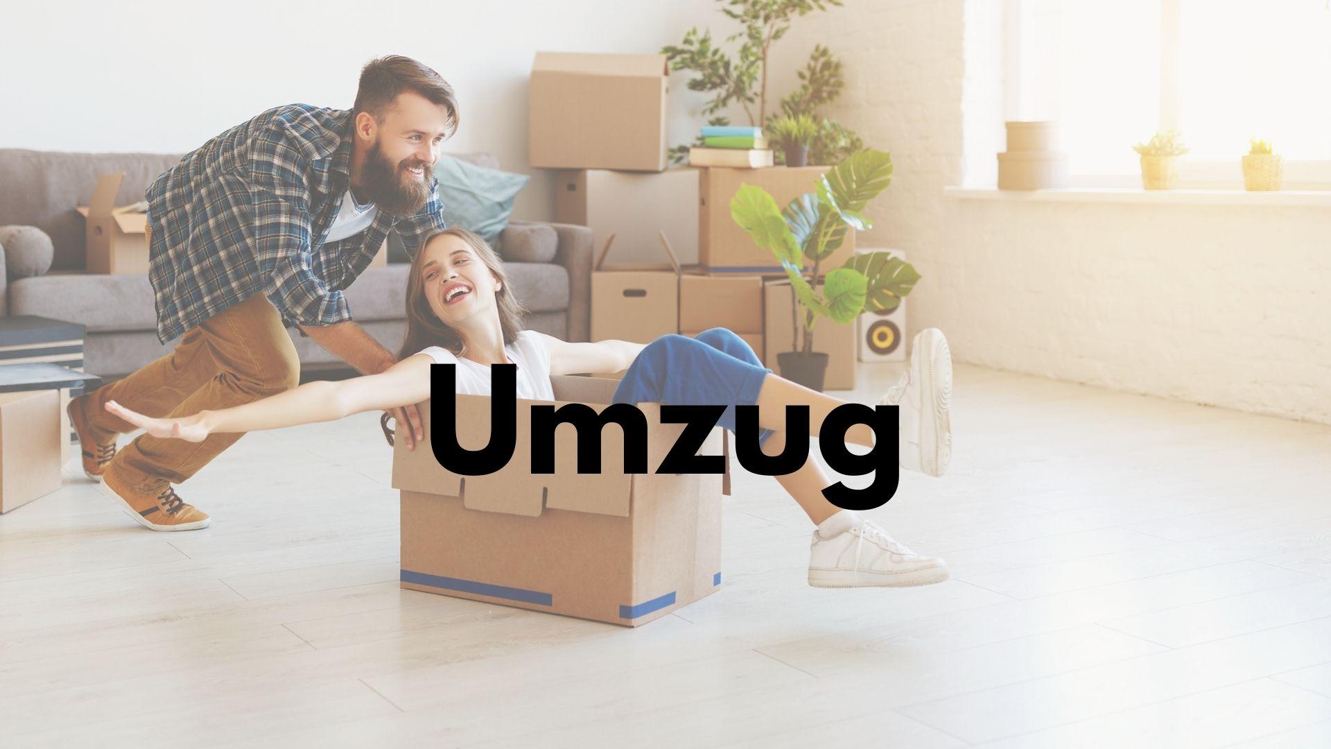 Umzug in Berlin